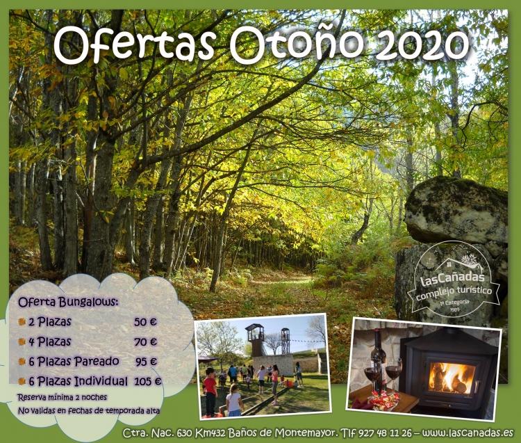OFERTAS OTOÑO 2020