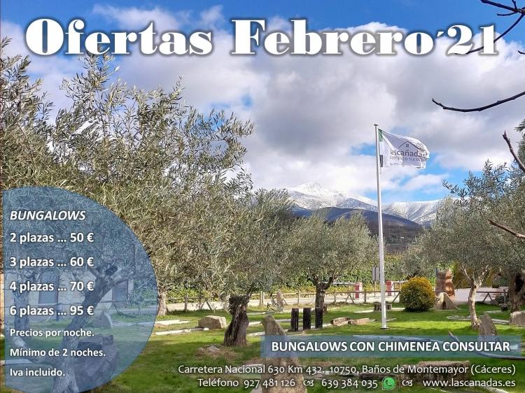 OFERTAS FEBRERO